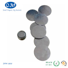 Permanent Magnetic Material Disc Neodymium NdFeB Magnet for Packing