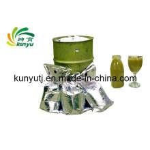 Concentré de purée de kiwifruit à haute qualité
