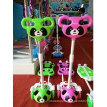 Crianças Scooter Frog Tipo Kick Scooter, Aninal Panda Crianças Scooter