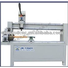 JK-1200 woodworking machine with rotary