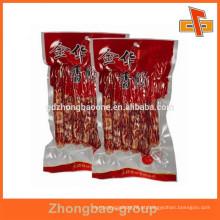 Guangzhou saco de nylon personalizado / embalagem de alimentos de nylon / saco de nylon transparente / saco de vácuo saco de nylon saco de alimentos