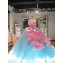 evening wedding dress ball gown New Fashion Prom Dresses 2016