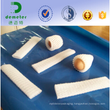 China Supplier SGS Certificate Flexible Packaging Plastic Fruit Netting in Food Grade