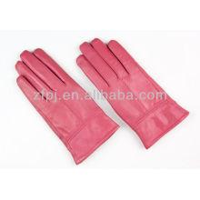 2013 mega guantes para niñas en guantes de cuero