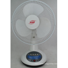 12 Inches Rechargeable Table Fan
