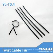 Ligadura metálica en diferentes diámetros y longitud (YL-T0.45)