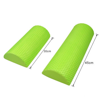 Massage Floating Point Yoga Pilates Balance Pad Half Round  Eva yoga Foam Roller