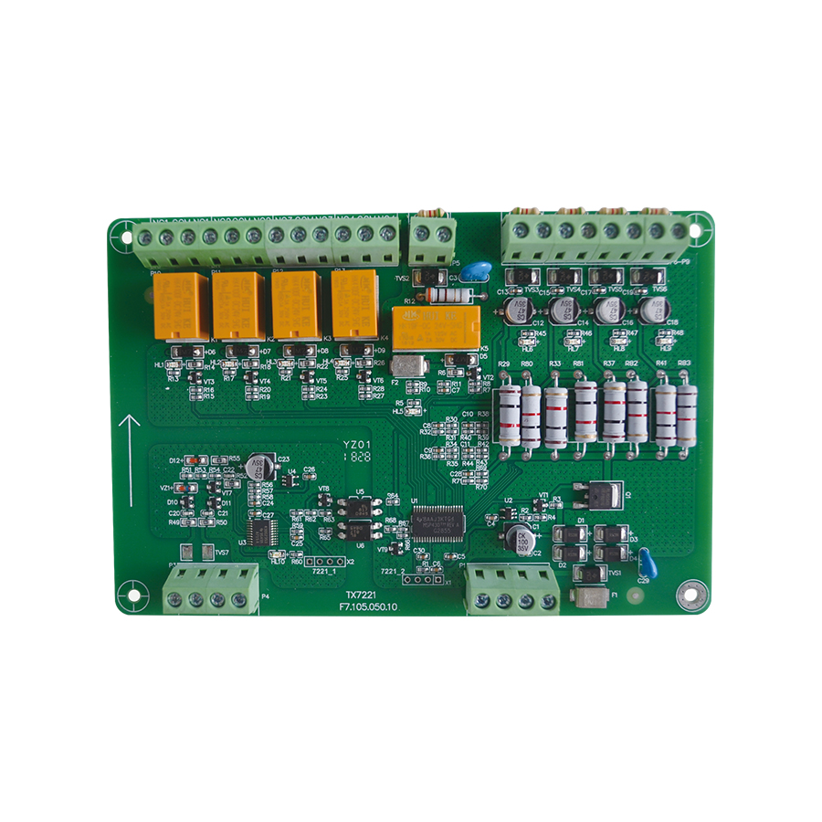 Multichannel I O Module