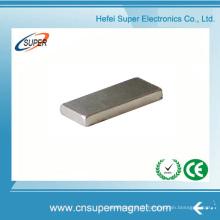 ISO9001 a certifié l'aimant de bloc de néodyme de revêtement de N40 Ni