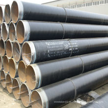 Tubo de acero de la recubrimiento de FBE / tubo anti-corrosión (fabricante directo)