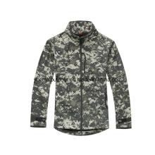 High Quality Army Softshell Jacket in Acu