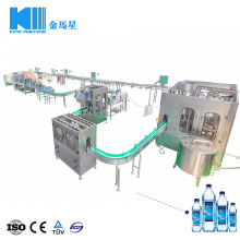 500ml Full Automatic 3 In1 Bottle Mineral Pure Drinking Water Filling Machine Price