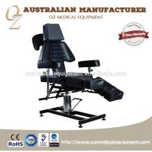 Cama ortopédica da cadeira da cama da reabilitação de Lee do equipamento de Jiangmen OZ Mdical para a cosmetologia