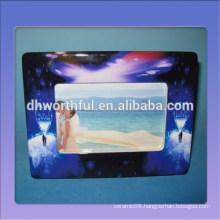 Beautiful ceramic photo frame