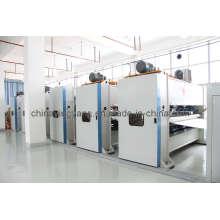 Línea de producción de materiales no tejidos para interiores de automóviles (YYL-NS)