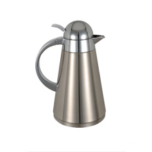 Stainless Steel Double Wall Vacuum Coffee Pot