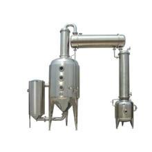 Tour de récupération d'alcool méthanolique