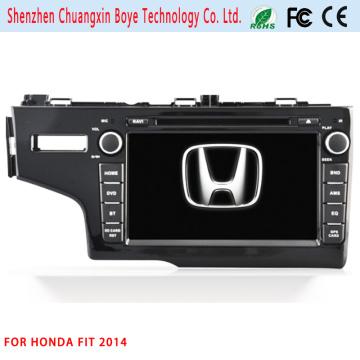 Auto Central DVD GPS Multimedia Player für Honda Fit 2014