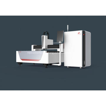 Metal Fiber Laser Cut Device for Engineering Machinery