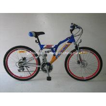 "26"" Steel Frame Mountain Bike (2608)"
