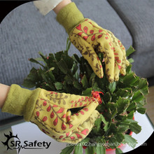 SRSAFETY gloves for flower cutting and gardening use gloves