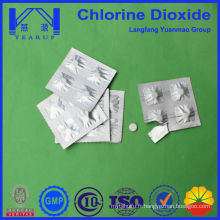 Comprimés à base de dioxyde de chlore pour la randonnée Filtres et purificateurs d'eau
