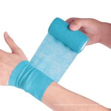 Multicolors Compression fitness Sports Wrist Support Bandage
