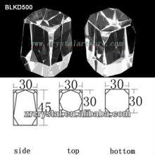 K9 Blank Crystal for 3D Laser Engraving