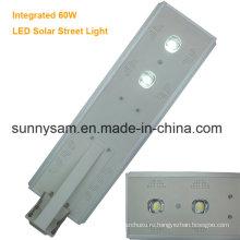 60 Вт Водонепроницаемый класса IP65 высокая Яркость Солнечный уличный свет