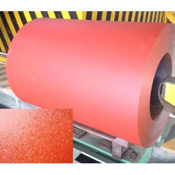 PPGI PPGL Bande de bobine d'acier galvanisée recouverte de couleur