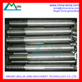 High-Precision Carbon Steel Threaded Rod