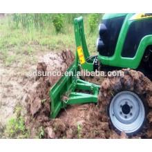 Farm Tractor With Front Dozer Shovel blade
