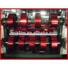 Metallgarn Polyesterfolie