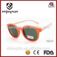 2016 раунд детей фирменные солнцезащитные очки пользовательский логотип