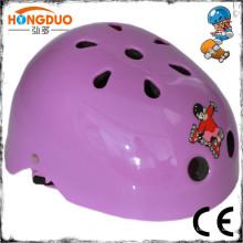 Skating capacete capacete infantil como você viu na TV