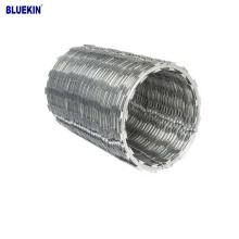 Razor wire hot dipped galvanized razor barbed wire