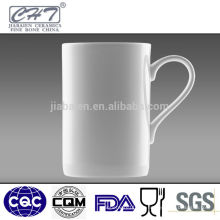 Neue feine Knochenporzellan-Porzellan-Kaffeetasse Großverkauf