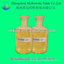 Materias primas farmacéuticas benzotiazol