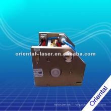 Mise à jour et réparation professionnelles de tête de laser de FOBA