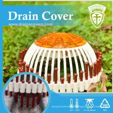 DC-D1810A Green Products Beehive Tapa de cúpula de drenaje de PVC
