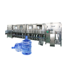Автоматическая чистая минеральная вода бочонка 5 галлонов разливочной машины / завода бутылок