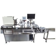 JT-215 Auto horizontal wrap-around labeling machine