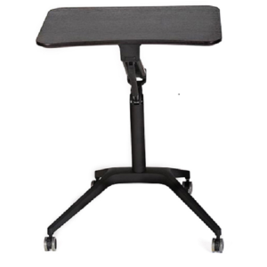 Height Adjustable Table Sit-Stand Desk Speech Table