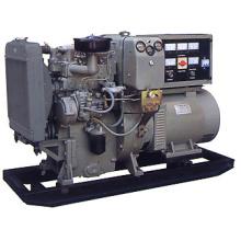 Низкошумящие дизельные генераторы (серии BN-GF)