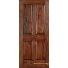 Mahogany Modern Solid Wood Exterior Doors Best Saler