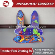 various design heat transfer printing film for skateboards
