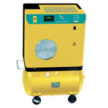 Rotationsschrauben-Luftkompressor (4 kW, 10 bar)