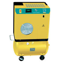 Compresseur d'air rotatif à vis (4KW, 10bar)