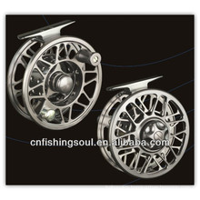FLR004 Fishing gear real and aluminium fly fishing reel fly reel