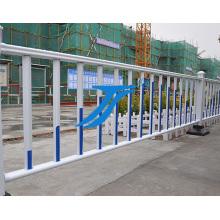 Clôture temporaire, barrière routière, clôture municipale